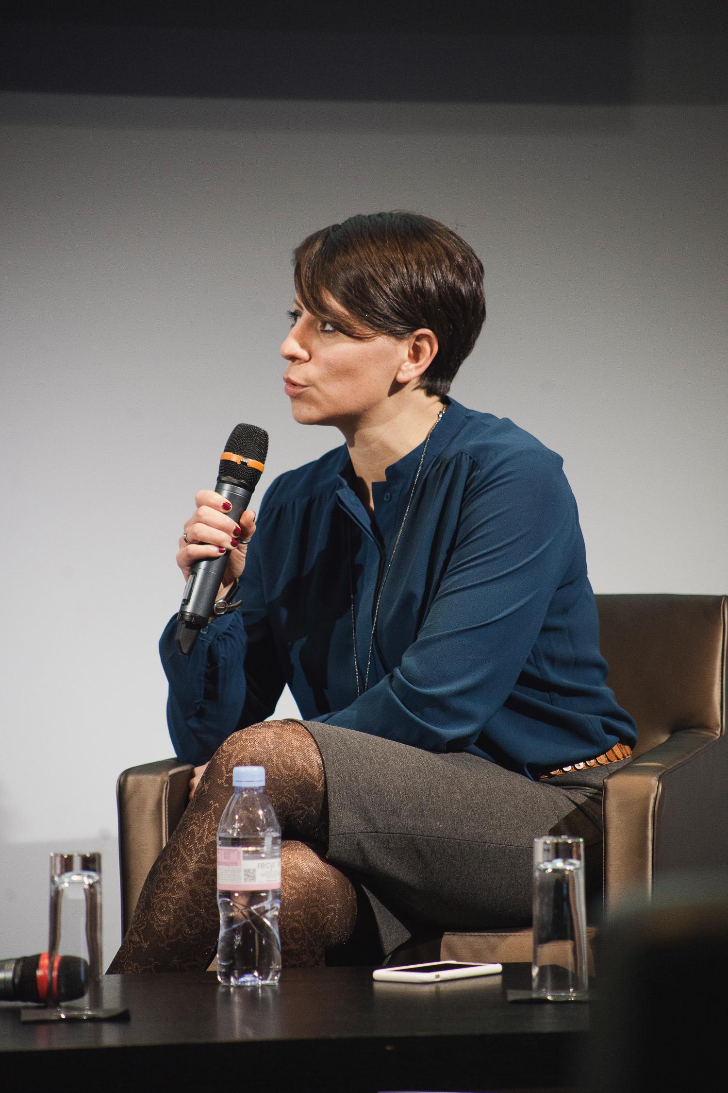 Héloïse Beldico-Pachot (La Banque Postale) - IN BANQUE 2016 - Crédit photo : Guillermo Gomez