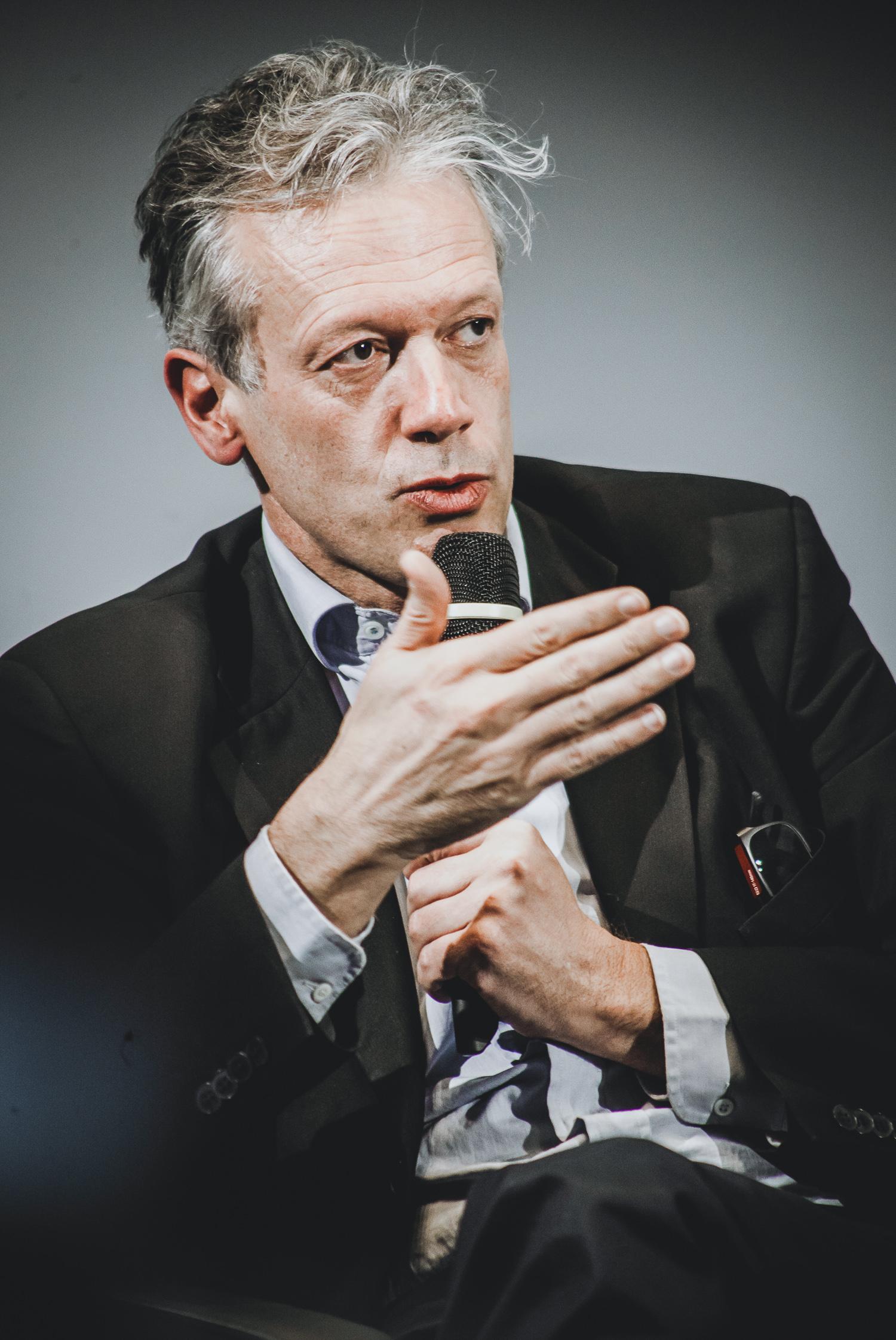 Hugues Le Bret (Compte Nickel) - IN BANQUE 2016 - Crédit photo : Guillermo Gomez