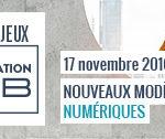 Le rendez-vous de l'innovation numérique B2B le 17 novembre : Les Enjeux Innovation B2B