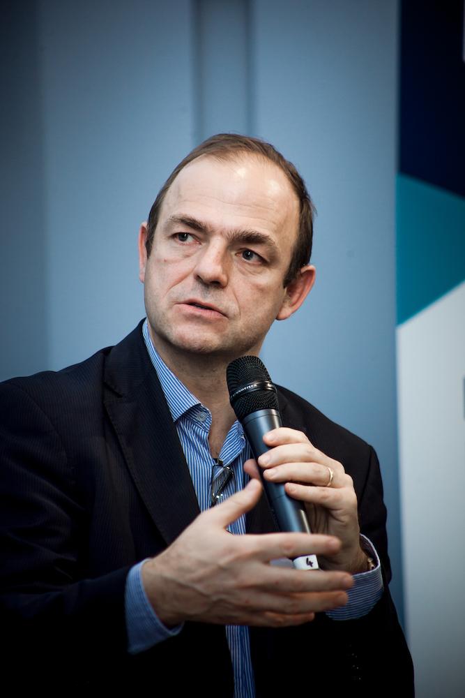 Antoine Hemon-Laurens (GMC Software) - IN BANQUE 2017 - Crédit photo : Guillermo Gomez