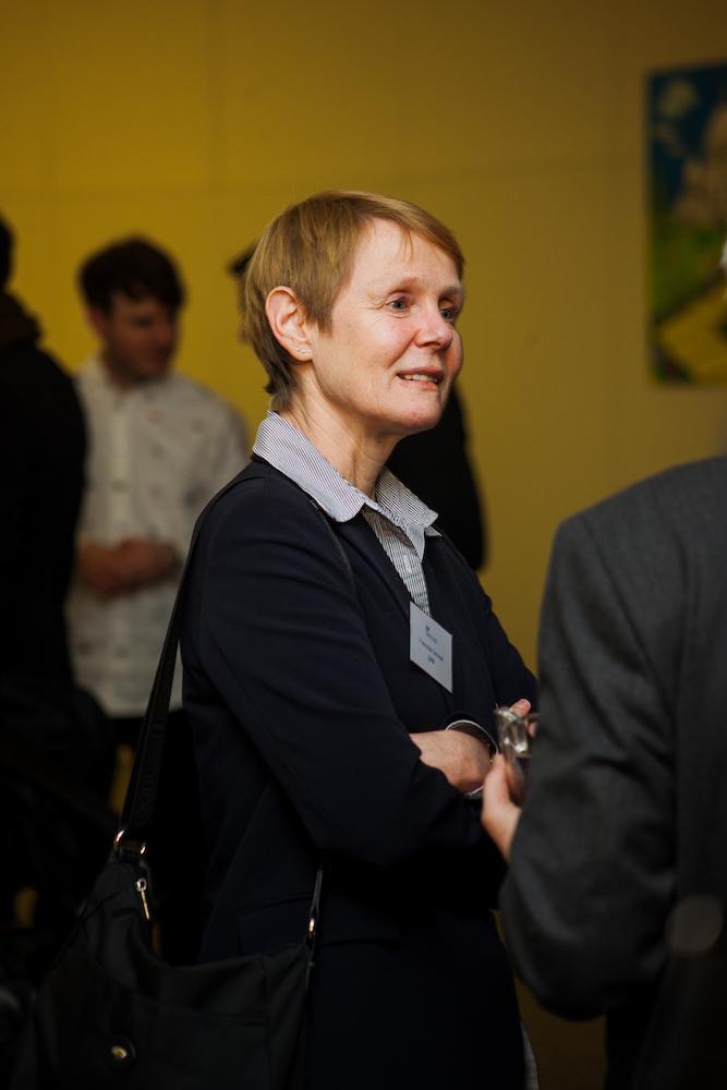 Françoise Derwael (SAB) - IN BANQUE 2017 - Crédit photo : Guillermo Gomez
