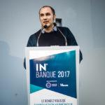 Luc Truntzler (Inbenta) - IN BANQUE 2017 - Crédit photo : Guillermo Gomez