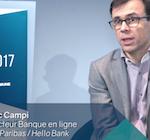 [Vidéo] Marc Campi (Hello Bank) : «Il y a une très forte demande pour le selfcare»