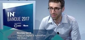 video - ing - IN BANQUE 2017 - Nicolas Serre