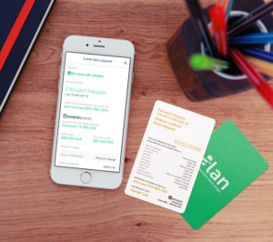 Card+phone