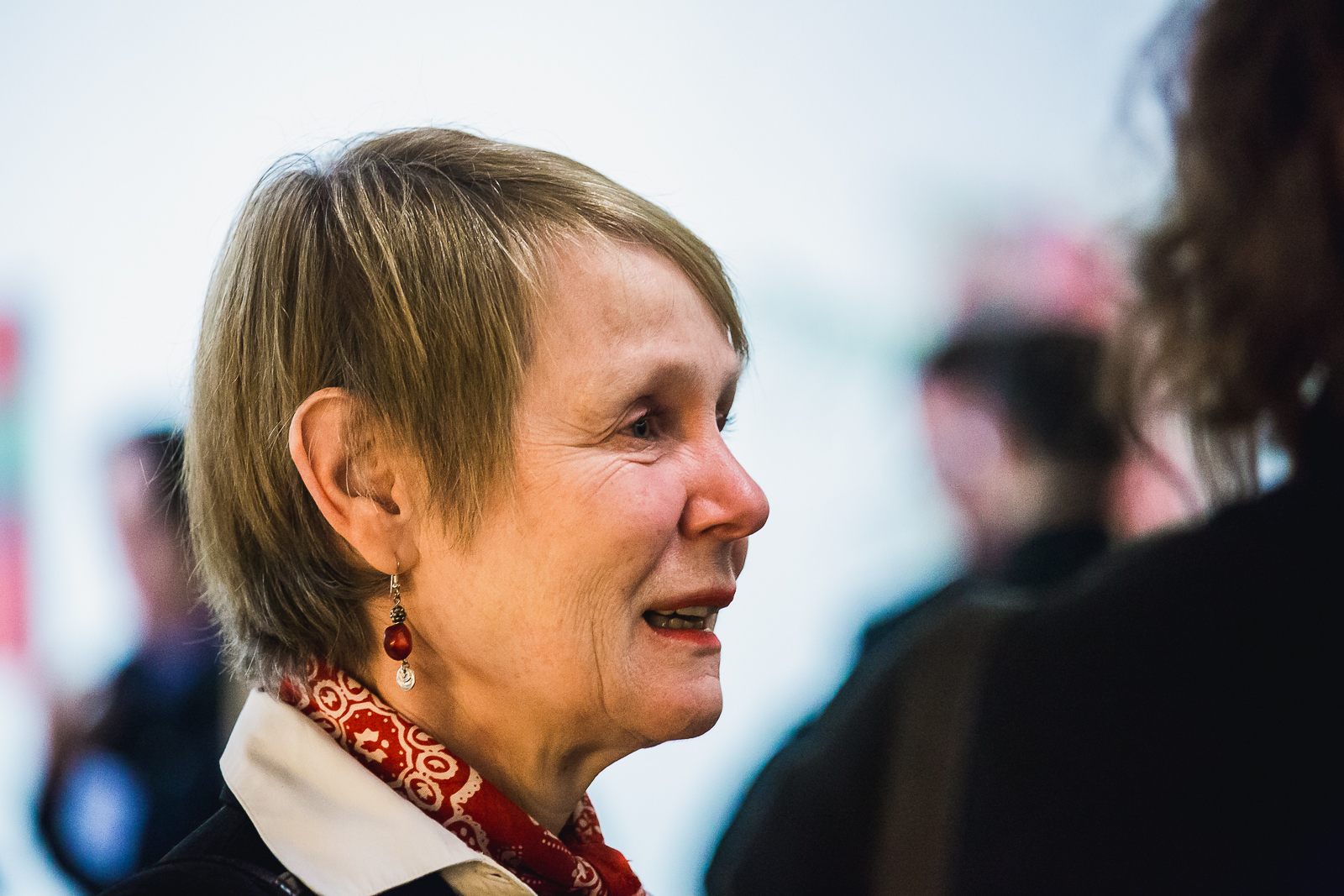 Françoise Derwael (SAB) - IN BANQUE 2018 - Crédit photo : Guillermo Gomez