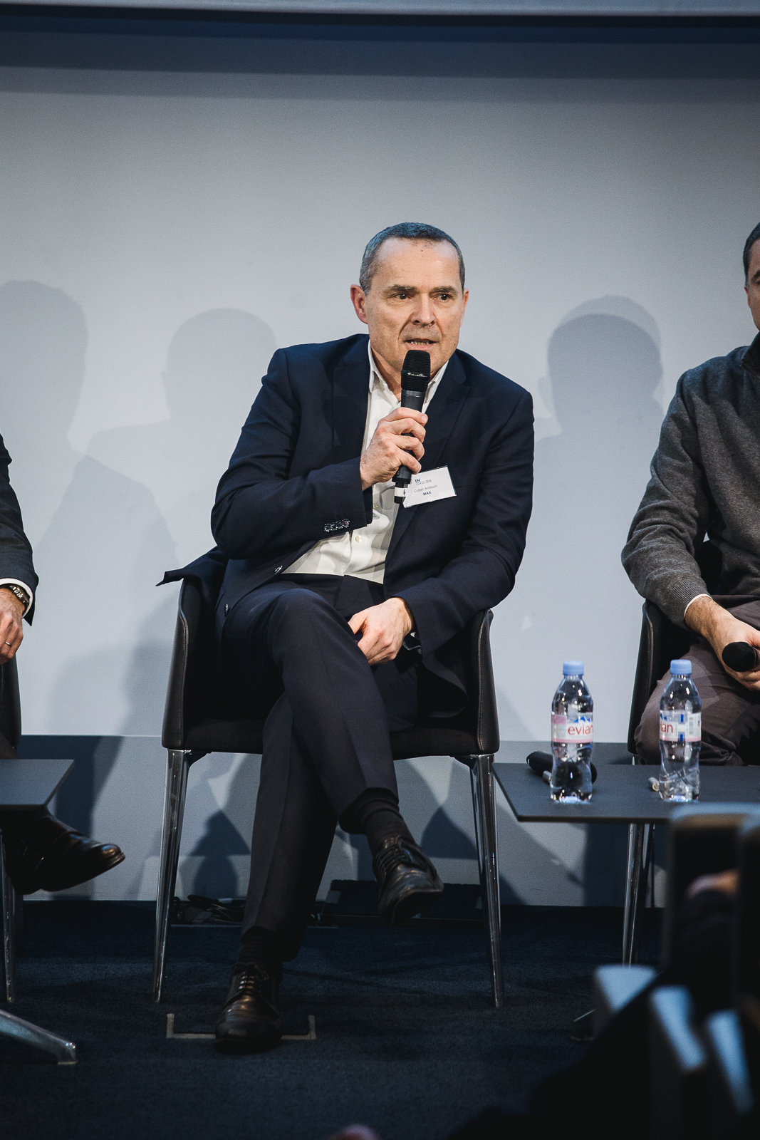 Didier Ardouin (Max, Crédit Mutuel Arkéa) - IN BANQUE 2018 - Crédit photo : Guillermo Gomez