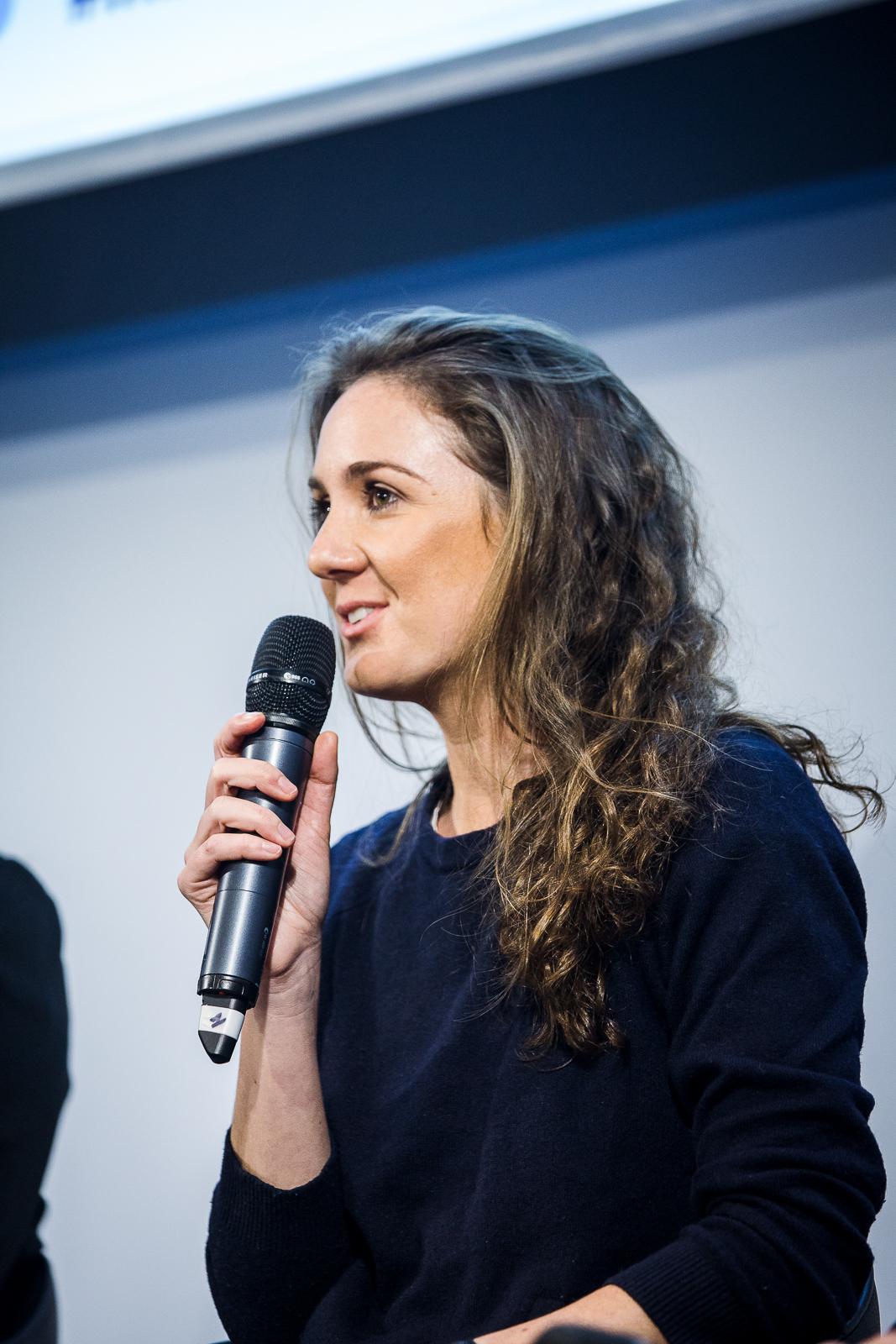Marjolaine Grondin (Jam) - IN BANQUE 2018 - Crédit photo : Guillermo Gomez