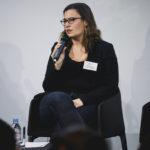 Marion Mauduit (Société Générale) - IN BANQUE 2018 - Crédit photo : Guillermo Gomez