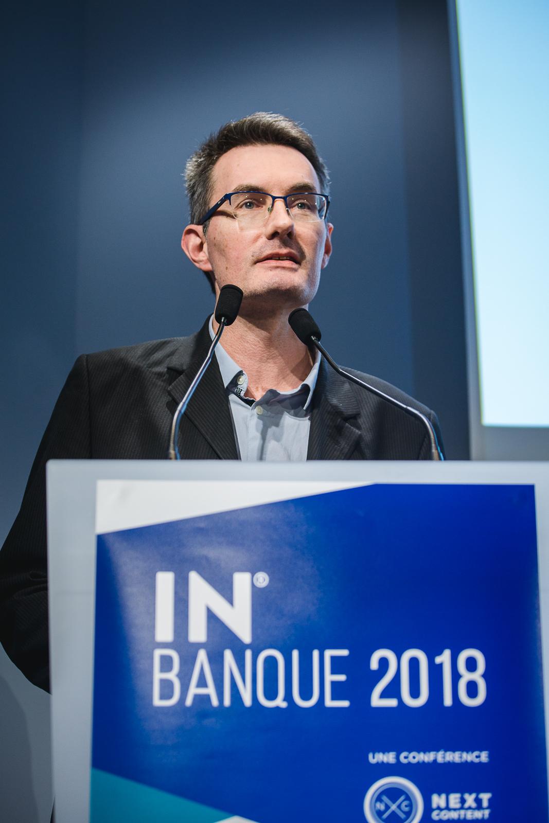 Jean-Michel Périgois (Flatirons Jouve) - IN BANQUE 2018 - Crédit photo : Guillermo Gomez