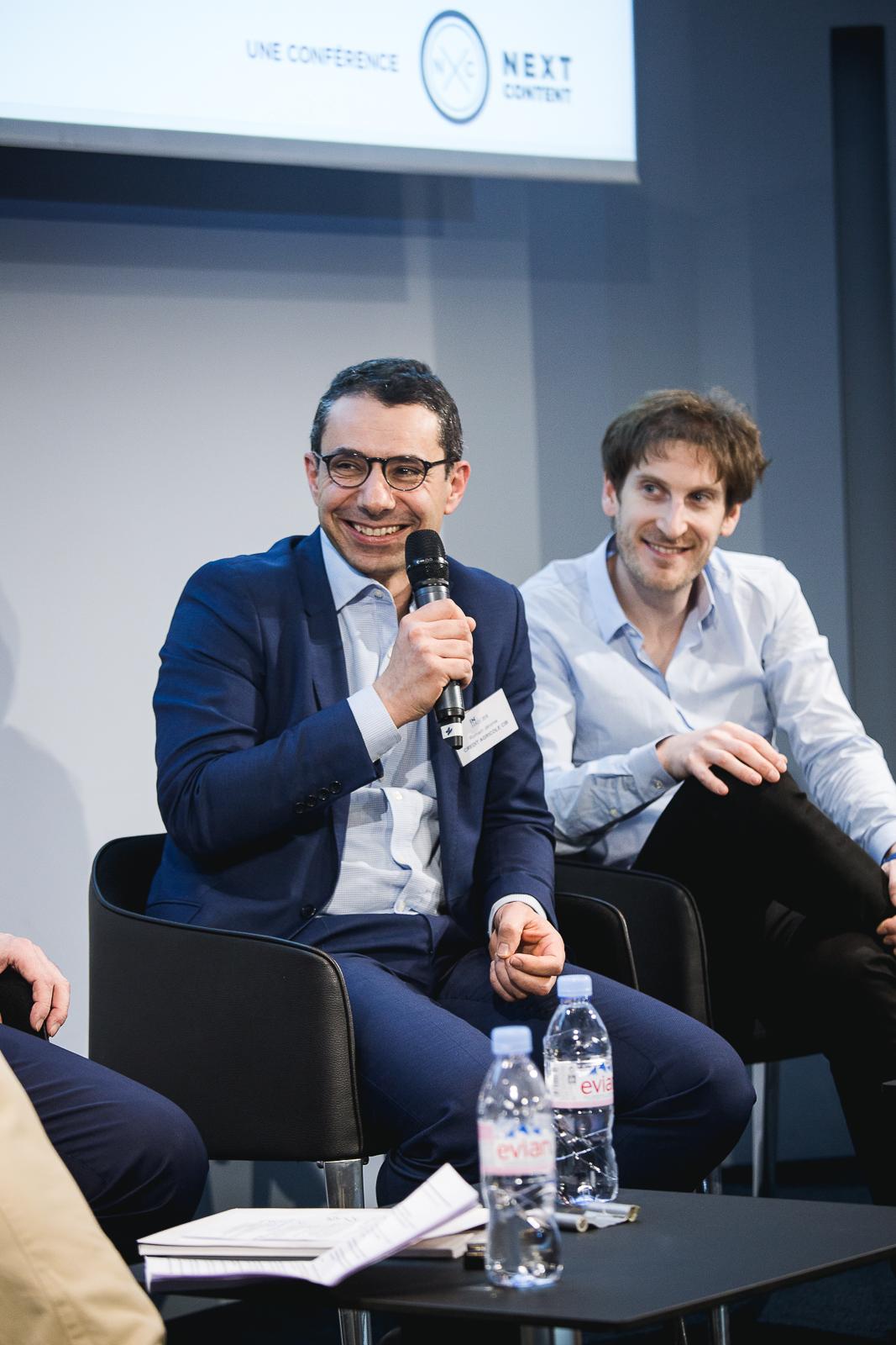 Romain Jérome (Crédit Agricole CIB) - IN BANQUE 2018 - Crédit photo : Guillermo Gomez