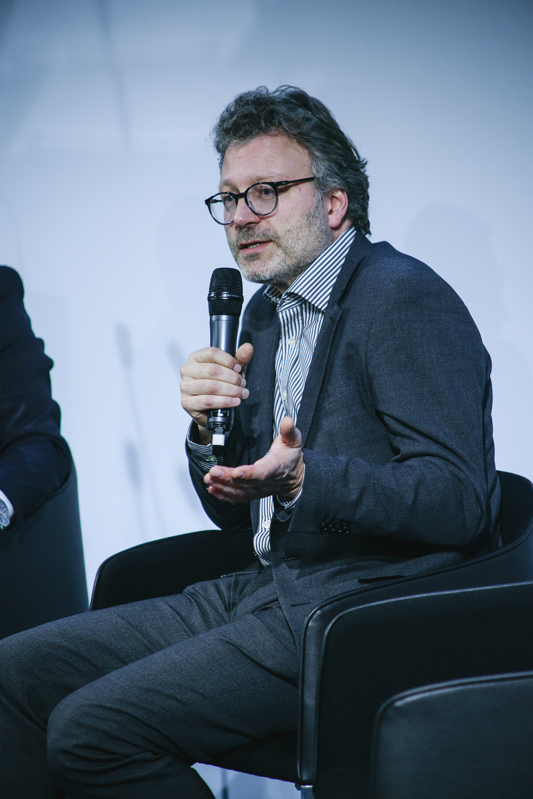 Christophe Lefevre (Natixis) - IN BANQUE 2019 - Crédit photo : Guillermo Gomez