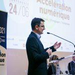 Stéphane Loire (Next Content) - IN BANQUE 2021 - Crédit photo : Guillermo Gomez