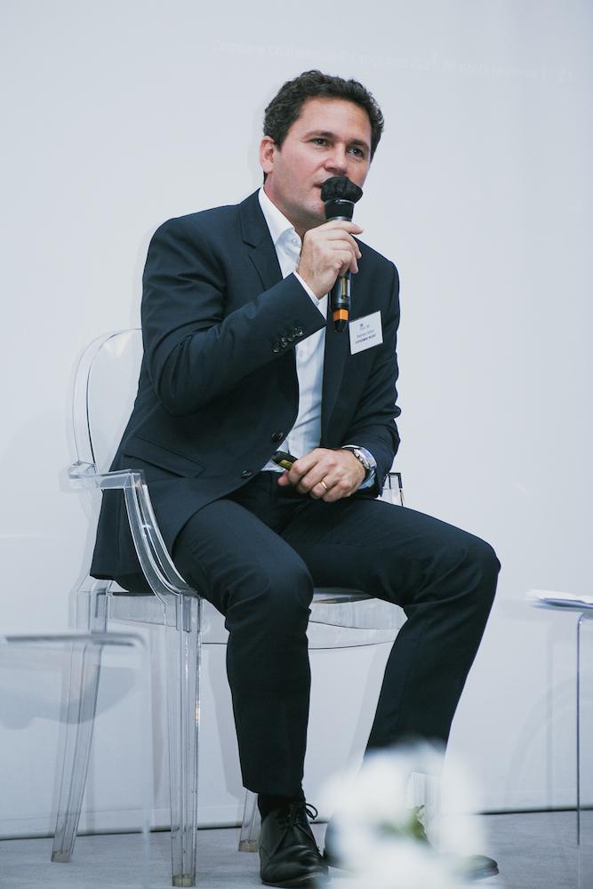 Stéphane Dalifard (Capgemini Invent) - IN BANQUE 2021 - Crédit photo : Guillermo Gomez