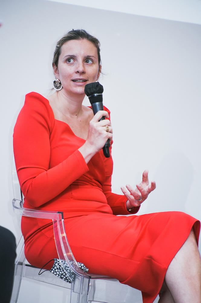 Claire Calmejane (Société Générale) - IN BANQUE 2021 - Crédit photo : Guillermo Gomez