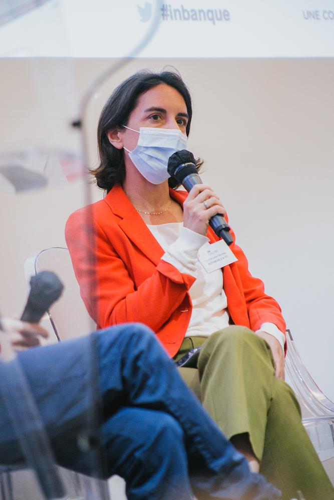 Emmanuelle Saudeau (Rothschild & Co) - IN BANQUE 2021 - Crédit photo : Guillermo Gomez
