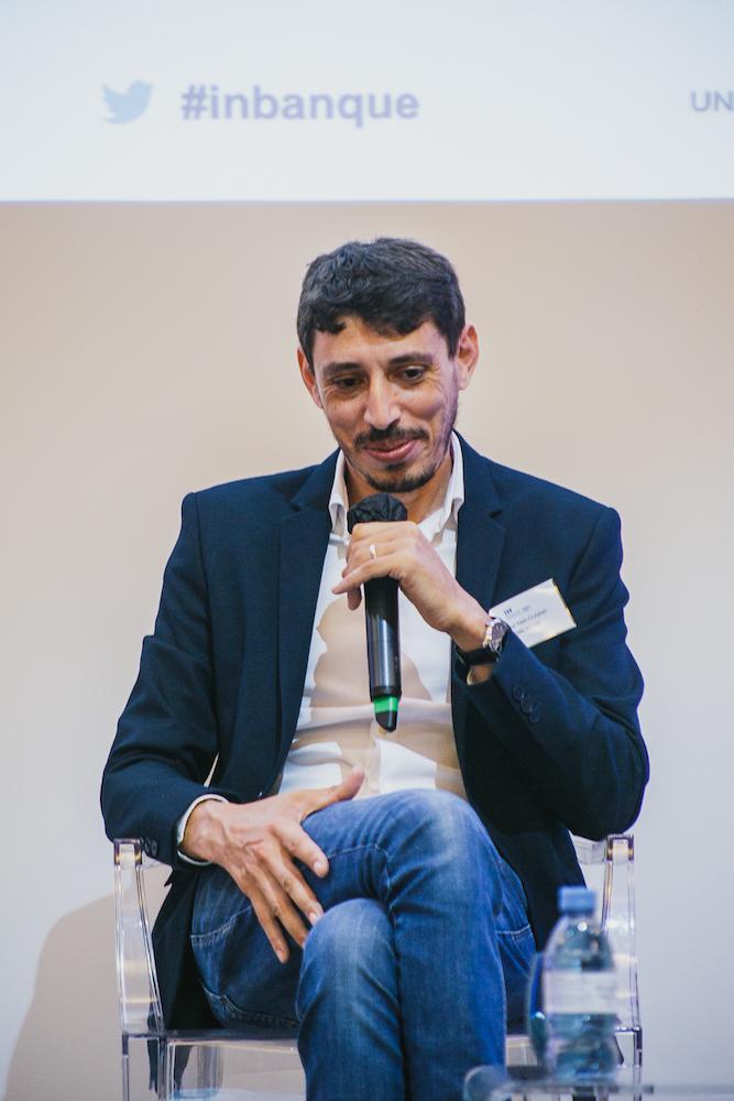Kamel Nait-outaleb (OnlyOne) - IN BANQUE 2021 - Crédit photo : Guillermo Gomez