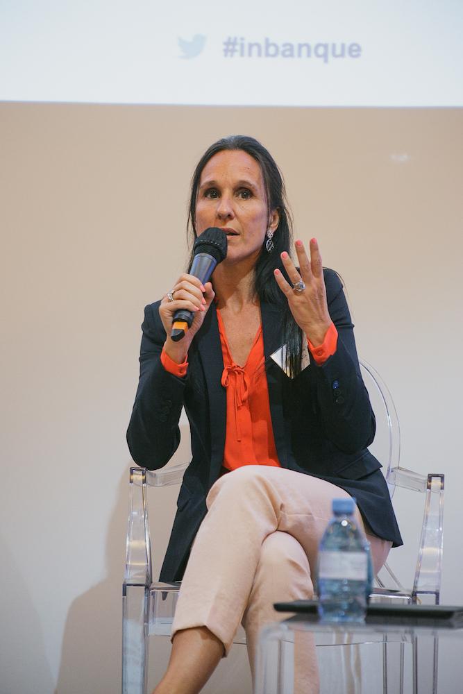 Emmanuelle Simi (LCL) - IN BANQUE 2021 - Crédit photo : Guillermo Gomez