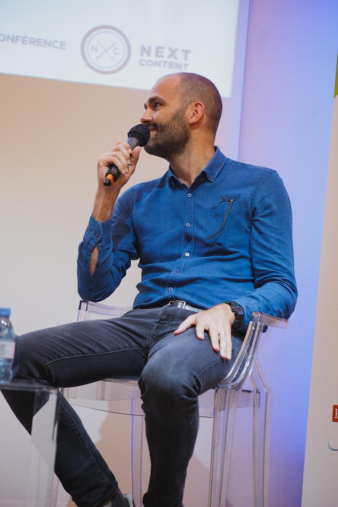 Olivier Goy (October) - IN BANQUE 2021 - Crédit photo : Guillermo Gomez
